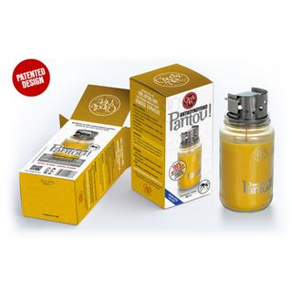 Mosquito repellent PANTOU full package yellow